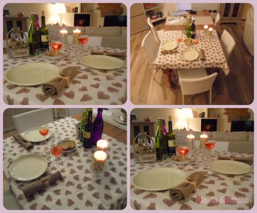 Collage cena