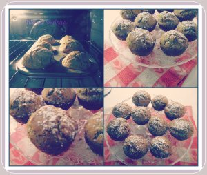 Collage muffin