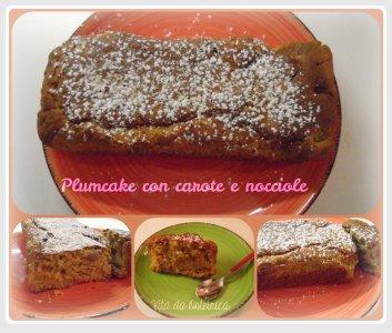 Collage plumcake
