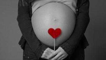 Pregnant-Heart